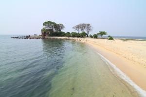Benteng Martelo di Pulau Kelor