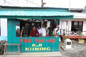 Pos Penjaga TNI AD