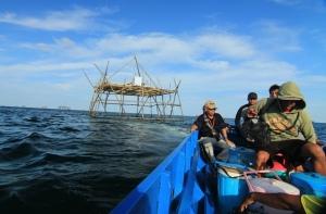 nelayan bagan sebatik