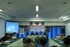 Workshop ICM Desa, Kabupaten Cilacap (Sumber: PKSPL-IPB)