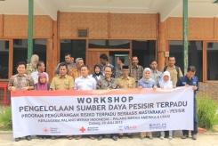 Workshop ICM Desa, Kab. Aceh Jaya (Sumber: PKSPL-IPB)